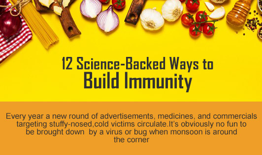 12 Science-Backed Ways to Build Immunity