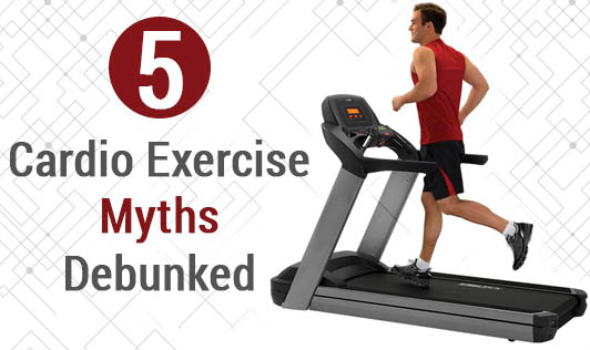 5 Cardio Exercise Myths Debunked