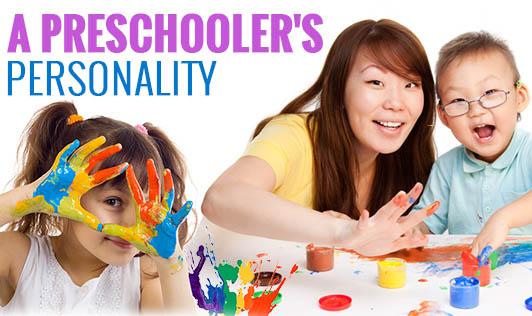 A Preschooler's Personality