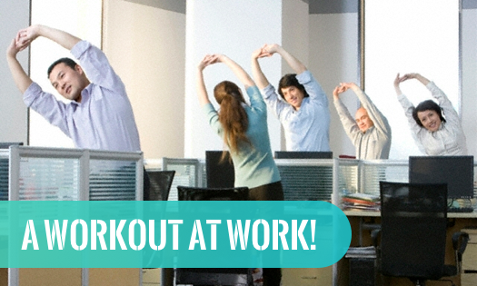 A Workout At Work
