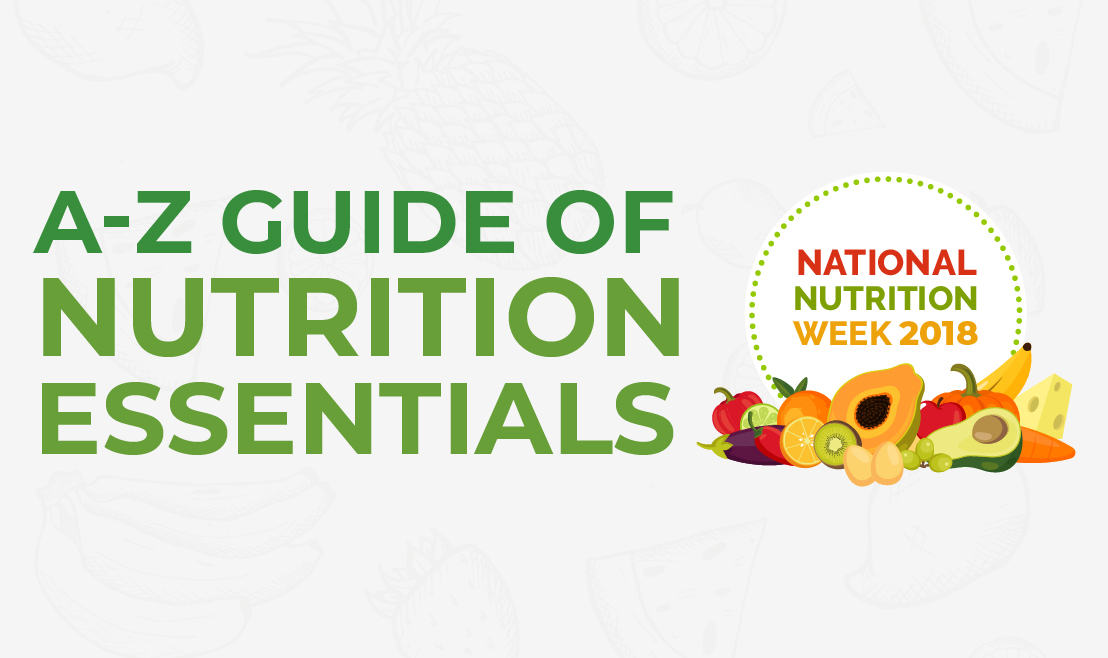 A-Z Guide of Nutrition Essentials