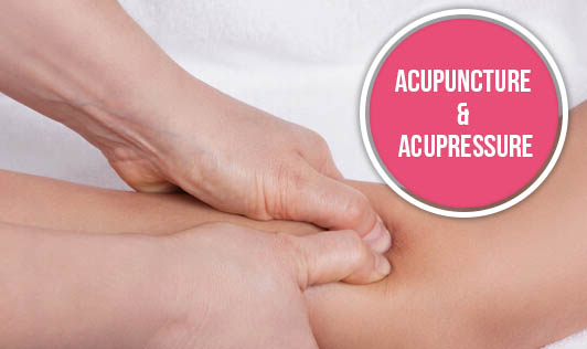 Acupuncture and Acupressure