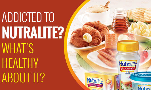 Addicted to Nutralite? What's healthy about it?