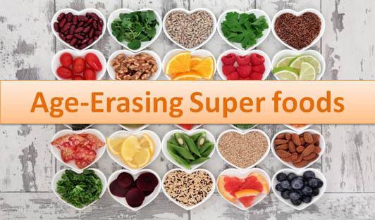 Age-Erasing Superfoods