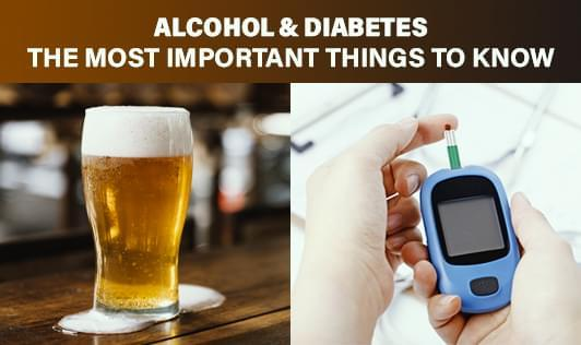 Alcohol & Diabetes: The most Common Things To Know