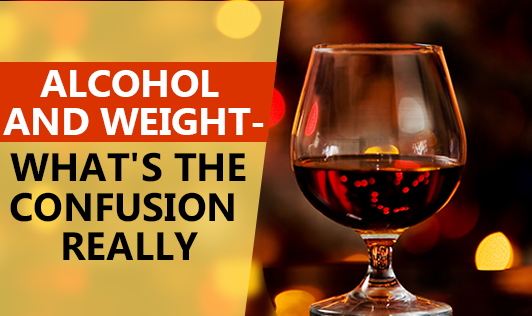 Alcohol and Weight Gain - What's the Confusion Really