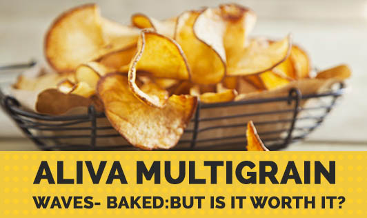 Aliva Multigrain Waves- Baked: But Is It Worth It?