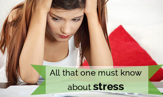 All that one must know about stress