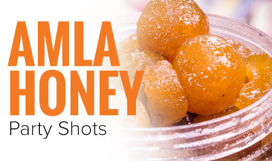 Amla Honey Party Shots