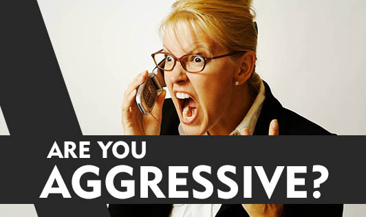 Are You Aggressive?