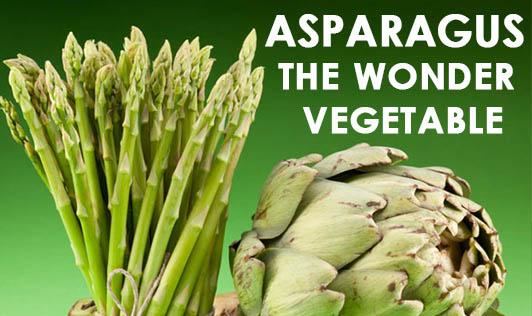 Asparagus - the wonder vegetable