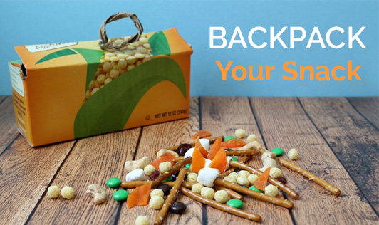 Backpack your Snack