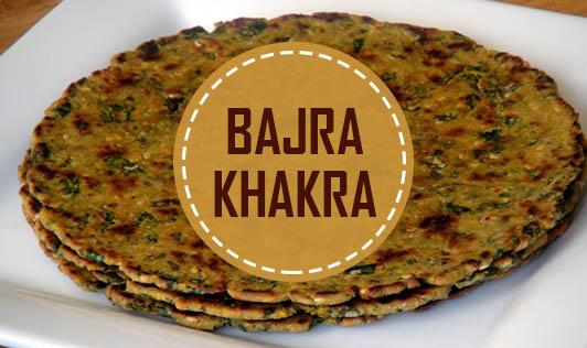 Bajra Khakra