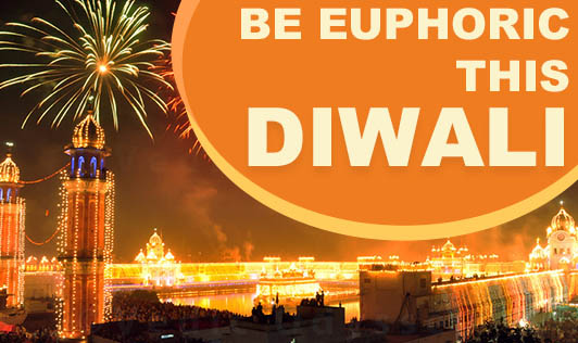 Be Euphoric This Diwali!!