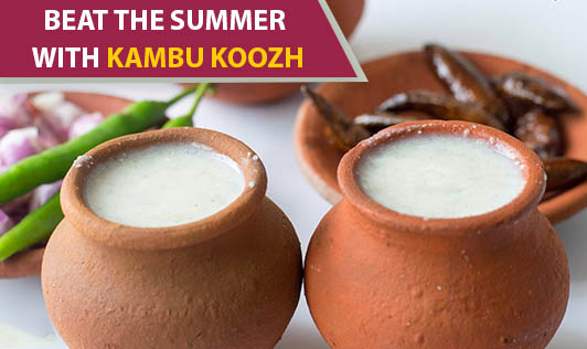 Beat the summer with Kambu Koozh