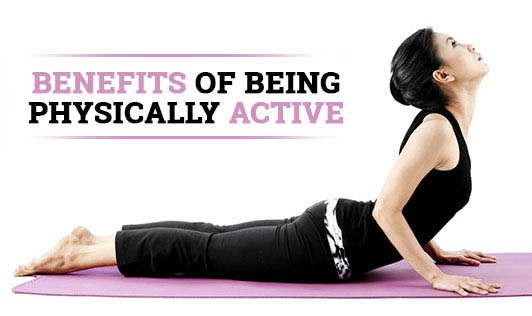 Benefits of Being Physically Active