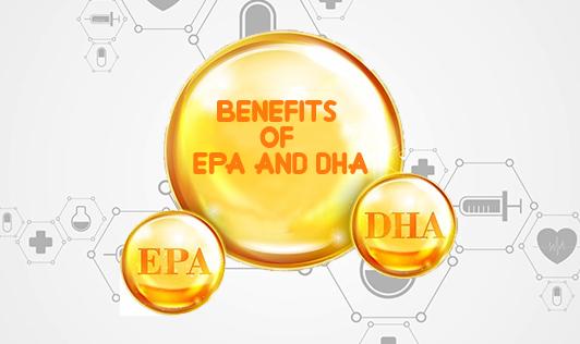 Benefits of EPA and DHA