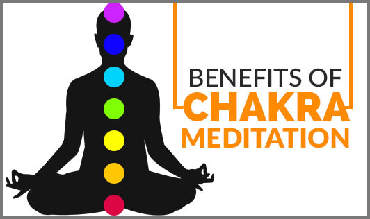 Benefits of chakra meditation