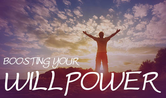 Boosting Your Willpower