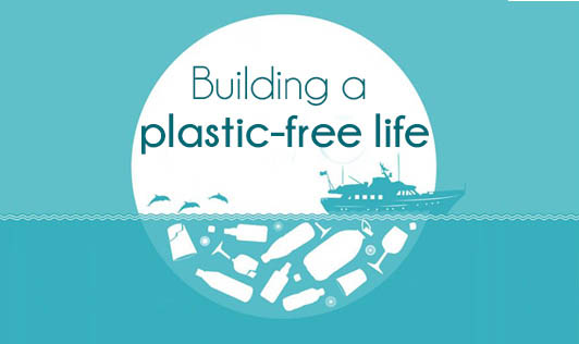 Building a plastic-free life