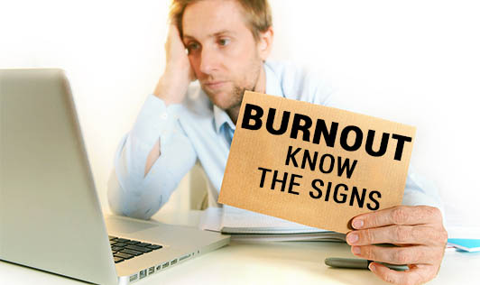 Burnout: Know the signs!