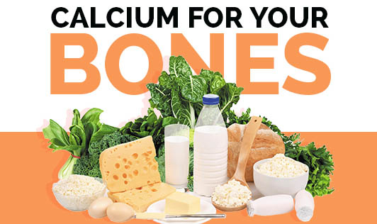 Calcium For Your Bones