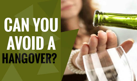 Can You Avoid A Hangover?