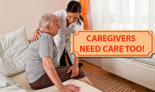 Caregivers need care too!