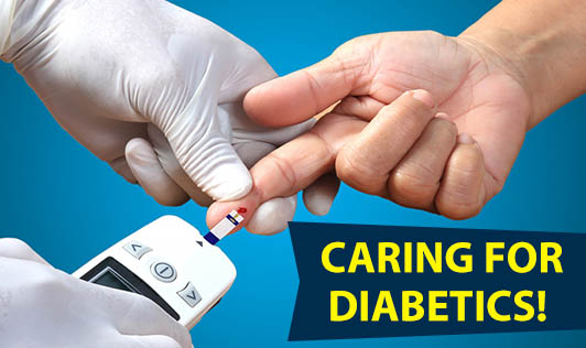 Caring for Diabetics