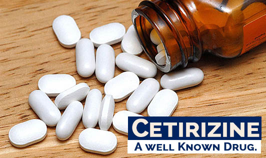 Cetirizine, A well Known Drug.