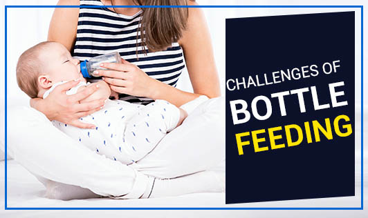 Challenges of Bottle Feeding