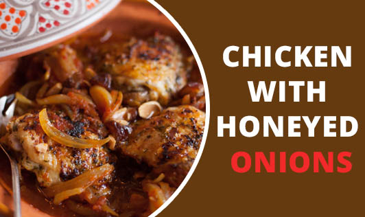 Chicken with Honeyed Onions