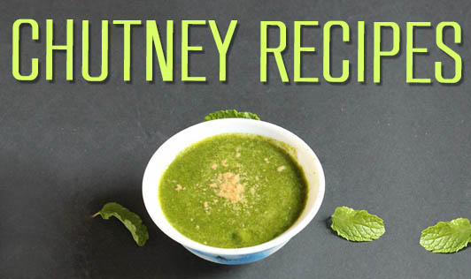 Chutney recipes