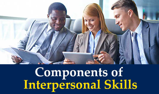 Components of Interpersonal Skills