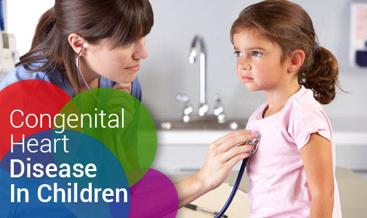 Congenital Heart Disease In Children