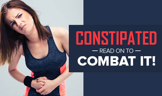 Constipated? Read on to combat it!