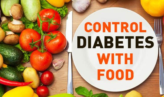Control Diabetes With food