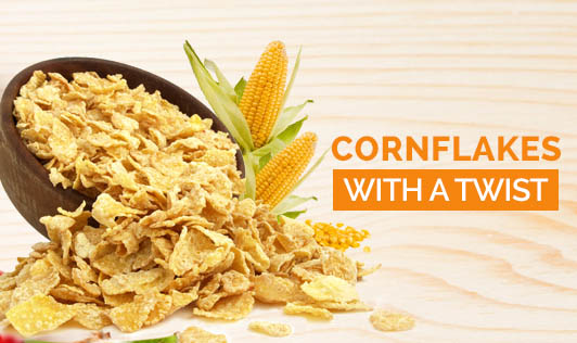 Cornflakes With a Twist
