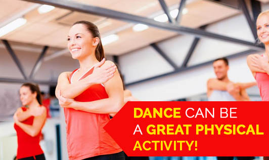 Dance Can Be A Great Physical Activity!
