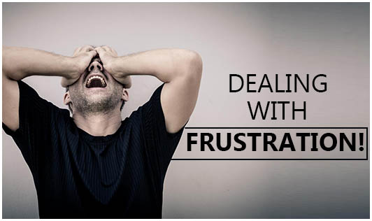 Dealing with frustration!