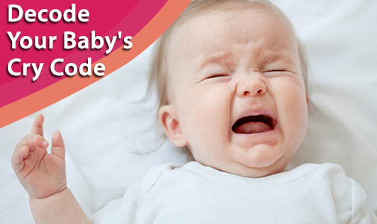 Decode Your Baby's Cry Code