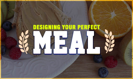 Designing your perfect meal