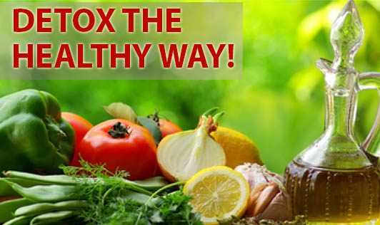 Detox the Healthy Way!