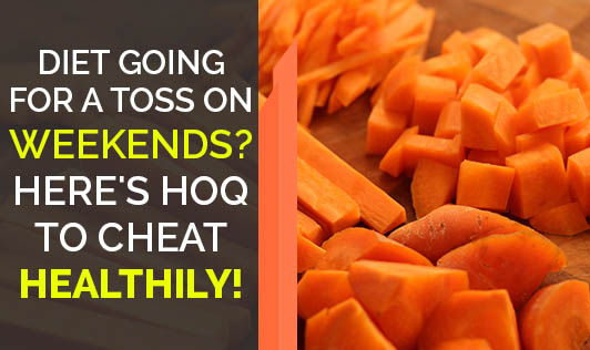 Diet Going for a Toss on Weekends? Here's How to Cheat Healthily!