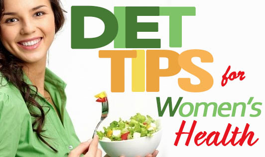 Diet Tips for Women's Health