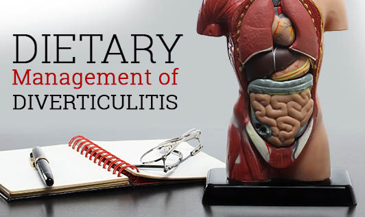 Dietary Management of Diverticulitis