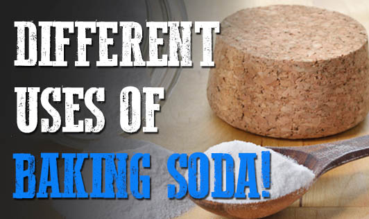 Different Uses of Baking Soda!