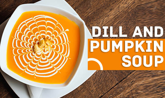 Dill and Pumpkin soup