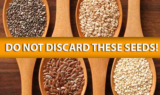 Do Not Discard These Seeds!