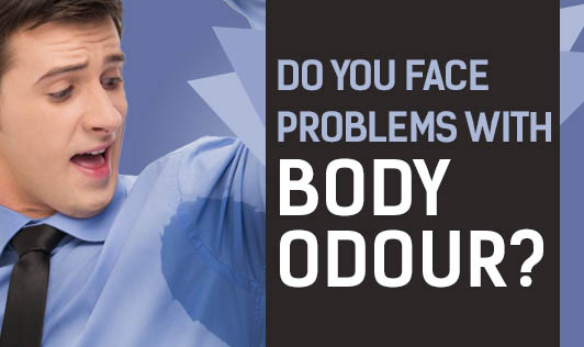 Do You Face Problems With Body Odour?